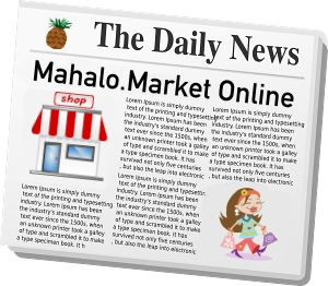 The Daily News - Mahalo.Market Online