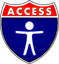 Sample Image of Disability Access Widget