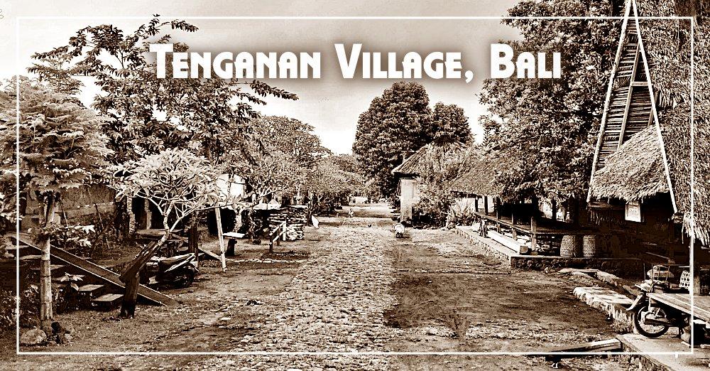 Tenganan Pegringsingan – The Oldest, and Last Ancient Village #2